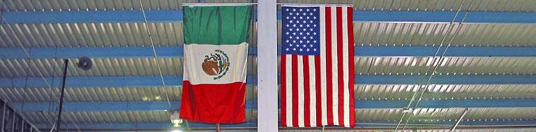 Maquiladora in Mexico